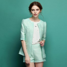TE2508HY Top Grade Debutant Temperament Suit and Shorts