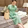 TE7319MYSS Summer fashion debutant lace crochet dress