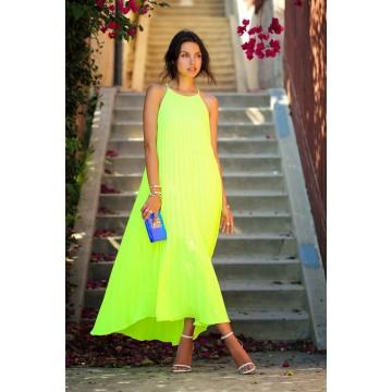 TE8298YP Summer fashion sexy gallus maxi dress