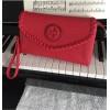 PBB8479 Korean fashion simple weave clutch bag