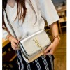 PBB8481 Europe fashion metal pendant tassel messenger bag