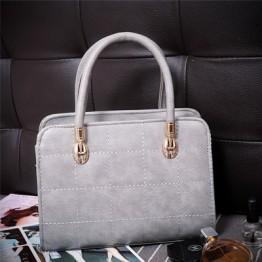 PBB8484 Japanese and Korean fashion sewing thread checks handbag