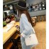 PBB8500 New style chains weave Korean fashion messenger bag
