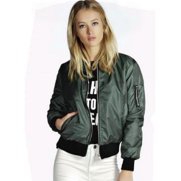 TE0907DNFS Hot sale Europe fashion cool zipper jacket