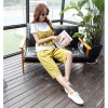 TE9522BOOT Fashion personality casual three pieces suit