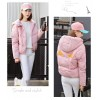 TE515JMSJ 2016 winter Europe fashion thicken short down coat