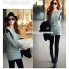 TE9705ATSS Autumn new style OL temperament long sleeve tight hip dress