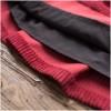TE1667MLCS Vintage sleeveless corduroy vest dress