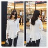 TE2148ALFS New style sweet round neck t-shirt