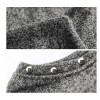 TE2161ALFS Korean fashion sweet batwing sleeve long sleeve dress
