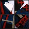 TE5782WJYY Europe fashion temperament irregular print dress