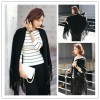 TE6312YZS Europe fashion triangle wool tassel multipurpose shawl