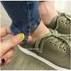 TE716HLSS Simple spandex slim pencil jeans