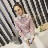 TE8636XJFS New style lamb wool collar corduroy shirt