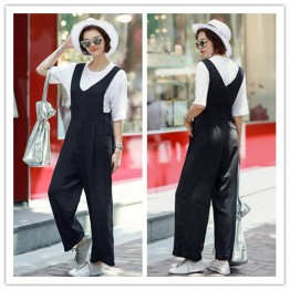 TE1376GJWL Europe fashion comfortable joker jumpsuit