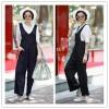 TE1376GJWL Europe fashion comfortable joker jumpsuit