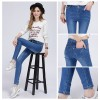 TE3008AQNK Spring new style spandex pencil jeans