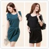TE1271GJWL Korean fashion comfortable slim waist dress