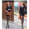 TE65081YWQS Fashion sequins collar slim dress