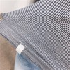 TE7592SSCL Comfortable joker classic stripes t-shirt