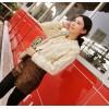 TE6518XYYC Korean style stereoscopic flower batwing sleeve tops