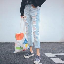 3299 holes jeans