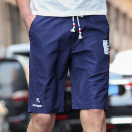 Summer new men 5 points five parts pony summer sports beach pants casual shorts tide 6036 #