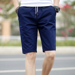 088 Summer simple men's casual shorts