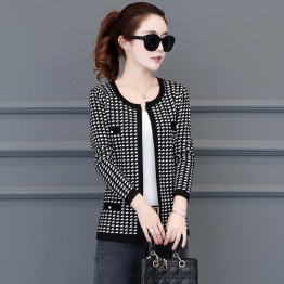 1108 knitted sweater cardigan
