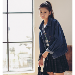 8720 new style denim jacket