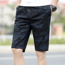 099 Summer casual camouflage shorts