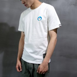 1009 summer men's simple short-sleeved T-shirt