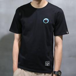 1009 summer men's simple short-sleeved T-shirt