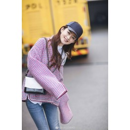9053 Fashion knit pullover Korean loose sweater