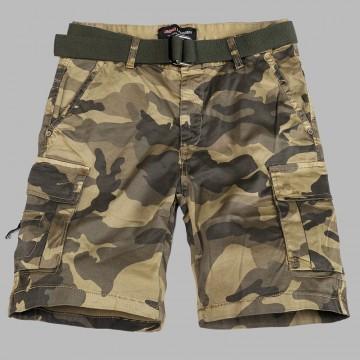 Casual pants overalls pants men's pants pants sports pants pants outdoor summer men's shorts pockets 6006