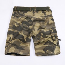 6006 men's camouflage pockets  shorts