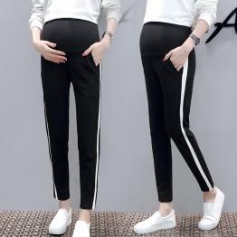 3010 Korean cotton maternity casual pants