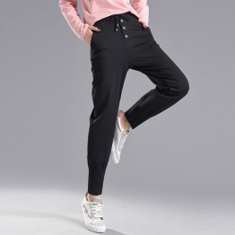 905 fashion slim feet pants