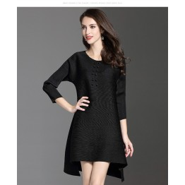 0131 Euramerican fashion elegant one piece dress