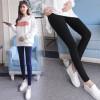3121 cotton autumn new belly pants pregnant women pants high elastic