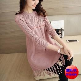6016 Breastfeeding Knit Sweater