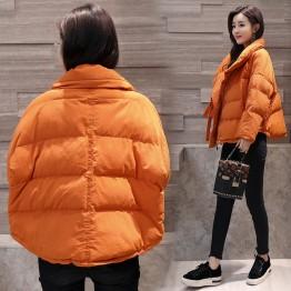 803 fashion thick down bread jacket