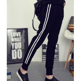 388 large size leisure harem sports pants