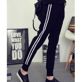 Summer large size leisure pants harem pants thin sports pants female loose nine feet pants