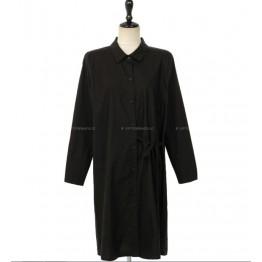 5968 retro chic shirt dress