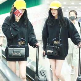 8725 Harajuku loose ulzzang lazy sweatshirt