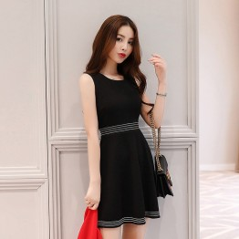 2614 ladies small long sleeve jacket with sleeveless dress