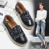 A2866-3 waving fisherman casual women's shoes