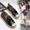 A2866-2 flat-bottomed tassel fisherman shoes