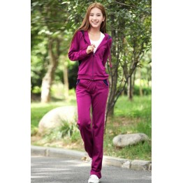 774 large size slim sports leisure suit